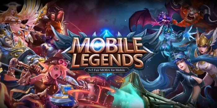 Mobile Legends Header