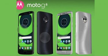 Moto G6 Leak Feature