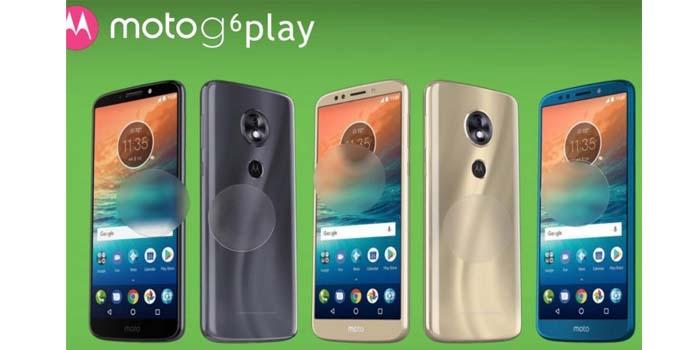 Moto G6 Play Leakerz