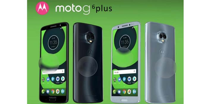 Moto G6 Plus Leakerz