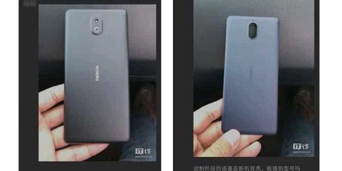 Nokia 1 Android Go Leak