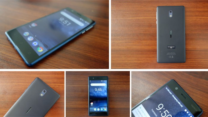 Nokia 3 - Desain