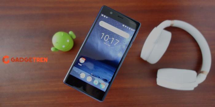 Nokia 3 - Header
