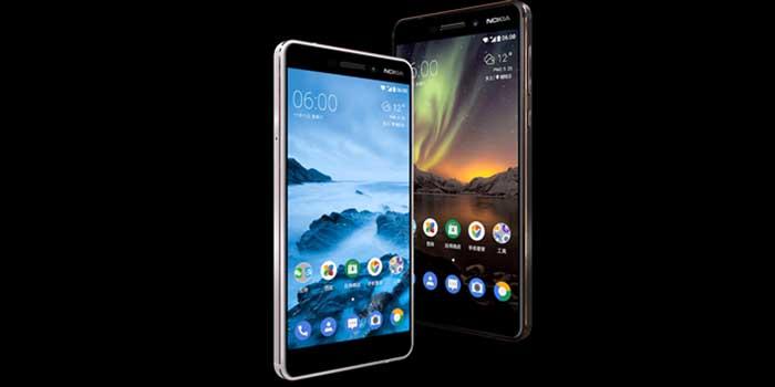Nokia 6 2018 All