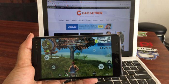 Nokia 6 Gaming