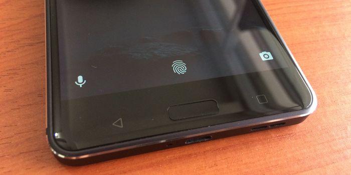 Nokia 6 Home Button