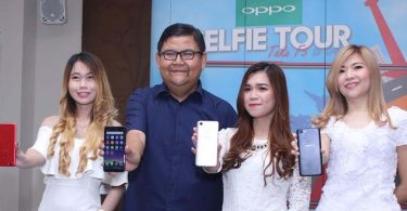 OPPO F5 Red Edition Feature