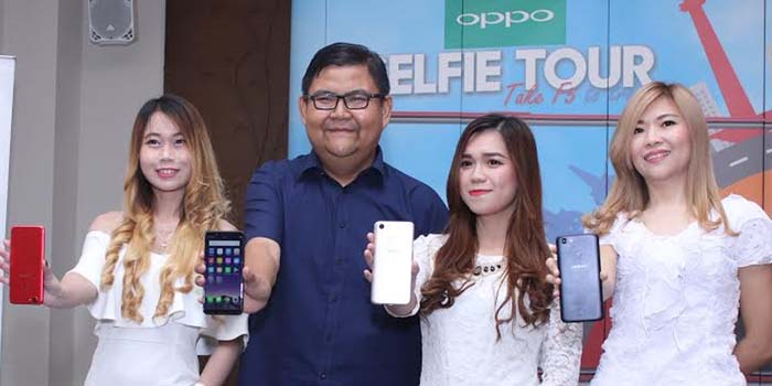 OPPO F5 Red Edition Header