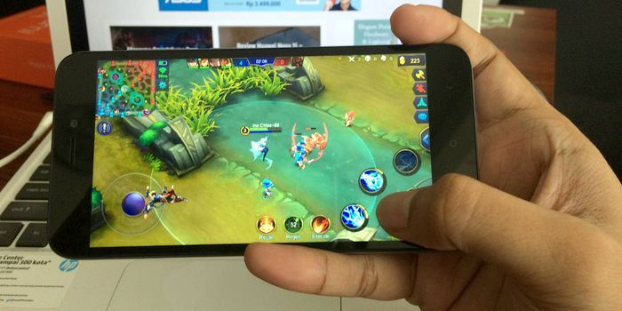 Review Xiaomi Redmi 5A Gaming