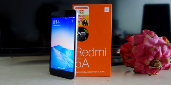 Review Xiaomi Redmi 5A Headers