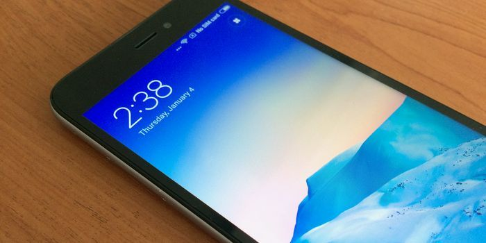Review Xiaomi Redmi 5A Layars