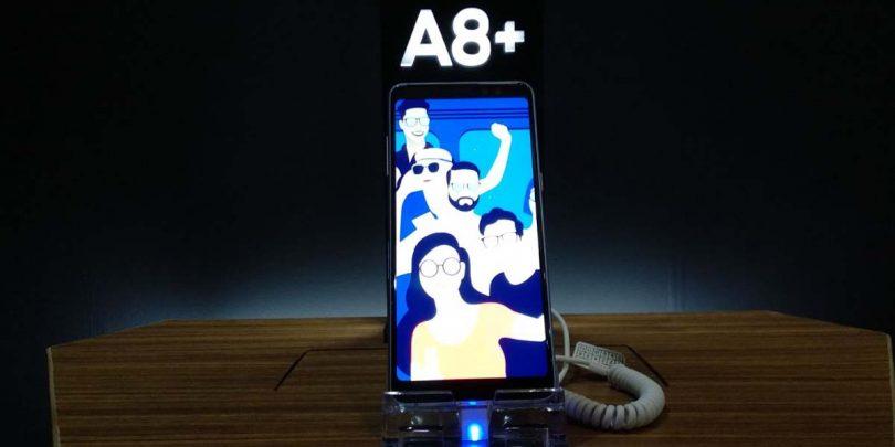Samsung Galaxy A8 Plus Feature
