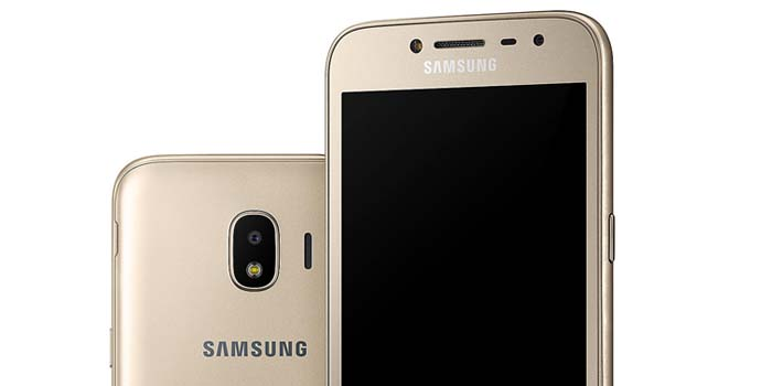 HP Murah Untuk Vlog - Samsung Galaxy J2 Pro 2018 ok