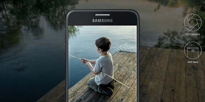 Samsung Galaxy J5 Prime Header ok