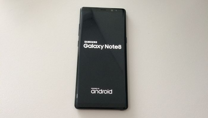 Samsung Galaxy Note 8 Boot