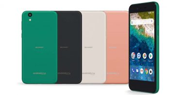Sharp S3 Android One Feature