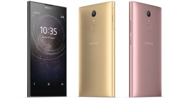 Sony Xperia L2 Feature