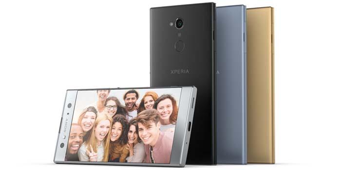 Sony Xperia XA2 Ultra Header