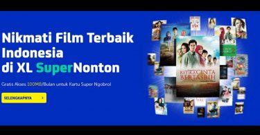 Super Nonton XL Feature