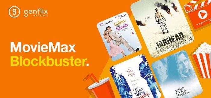Paket Movie Max Blockbuster Tri