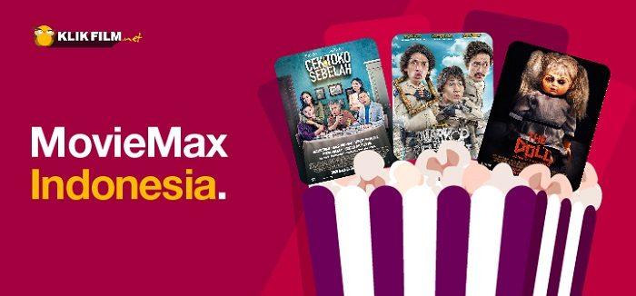 Paket Movie Max Indonesia Tri