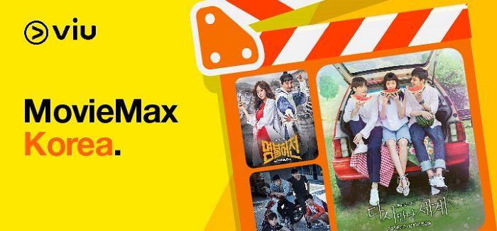Paket Movie Max Korea Tri