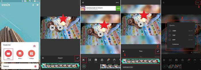 Video Multiple Post Instagram