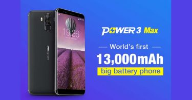 Ulefone Power 3 Max Feature