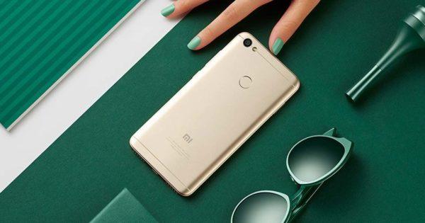 Xiaomi Redmi Note 5A Prime Feature