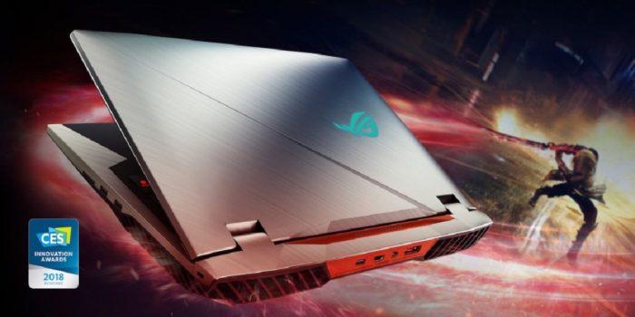 Laptop Gaming Termahal - ASUS ROG Chimera G703VI - E5209T