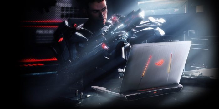 Laptop Gaming Termahal - ASUS ROG G701VIK