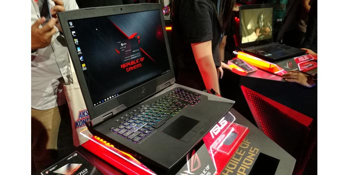 ASUS ROG G703 All