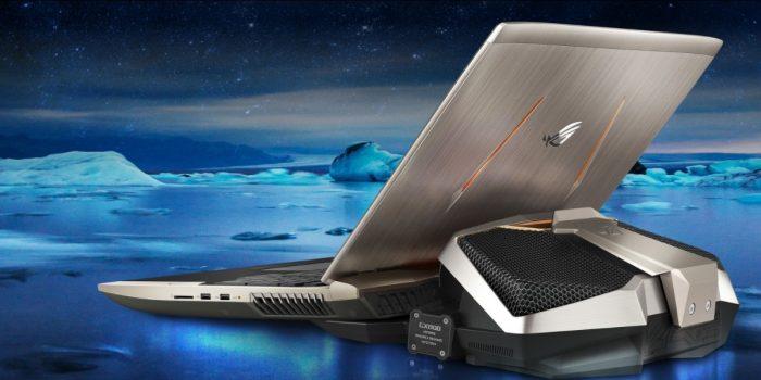 Laptop Gamig Termahal - ASUS GX800VH