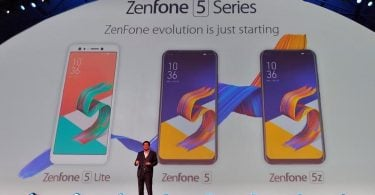 ASUS Zenfone 5Z Feature