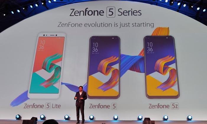 ASUS Zenfone 5Z Header