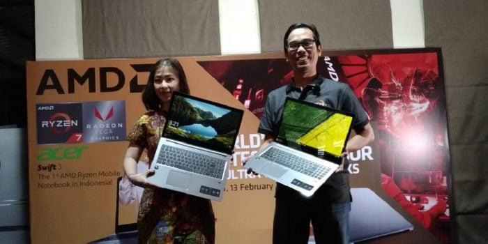 Perilisan Acer Swift 3 Header