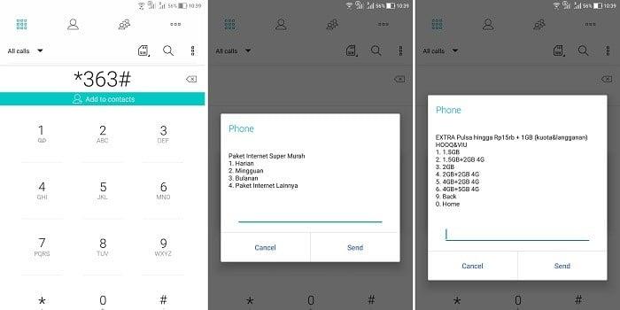 Cara Membeli Tambahan Kuota Telkomsel Melalui Kode Panggilan