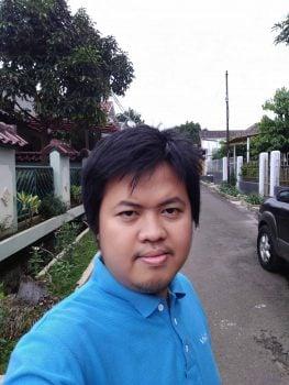 Foto Selfie Normal Zenfone 4 Selfie Lite