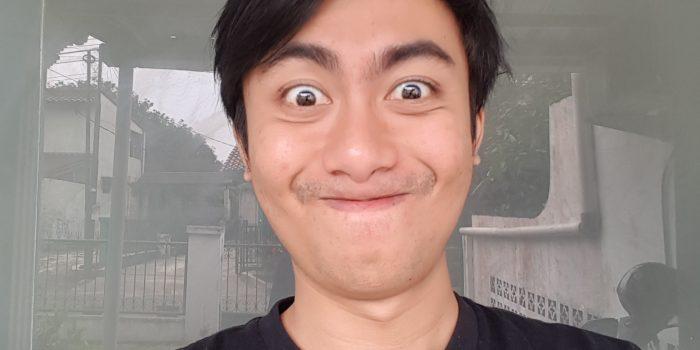 Galaxy Note FE - Kamera - Selfie