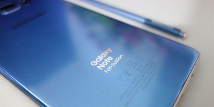 Review Galaxy Note FE Indonesia