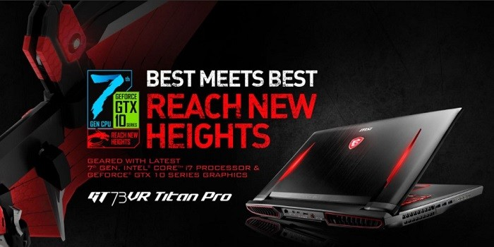 Laptop Gamig Termahal - MSI Titan Pro GT73VR 7RF