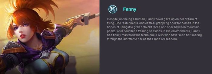 Mobile Legends Fanny