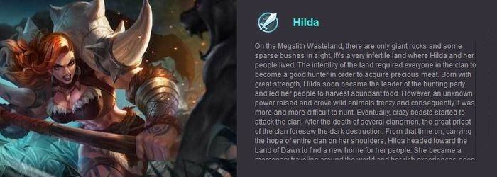 Mobile Legends Hilda