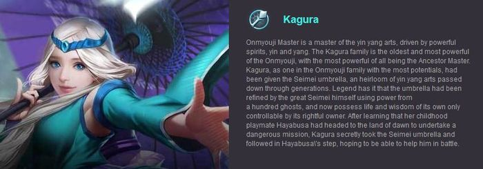 Mobile Legends Kagura