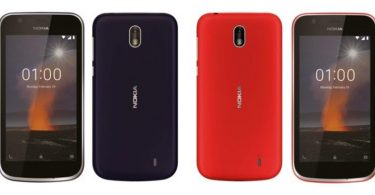 Nokia 1 Feature
