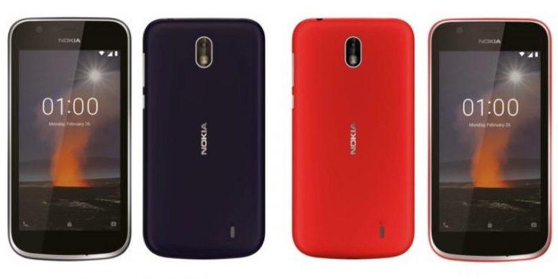 Nokia 1 Feature