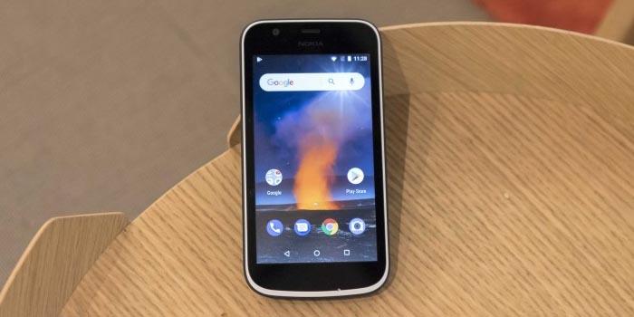 Nokia 1 Meja