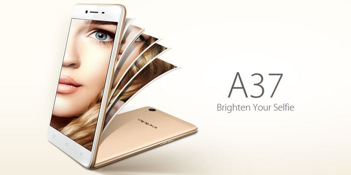 OPPO A37 Banner
