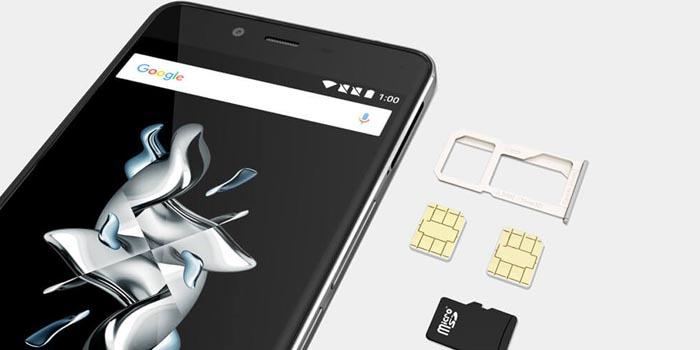 OnePlus X Header