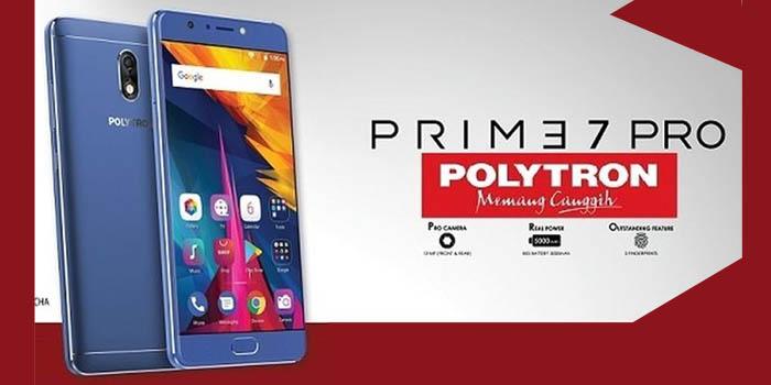 Polytron Prime 7 Pro Header